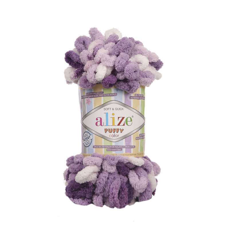 Alize Puffy Color цвет 5923