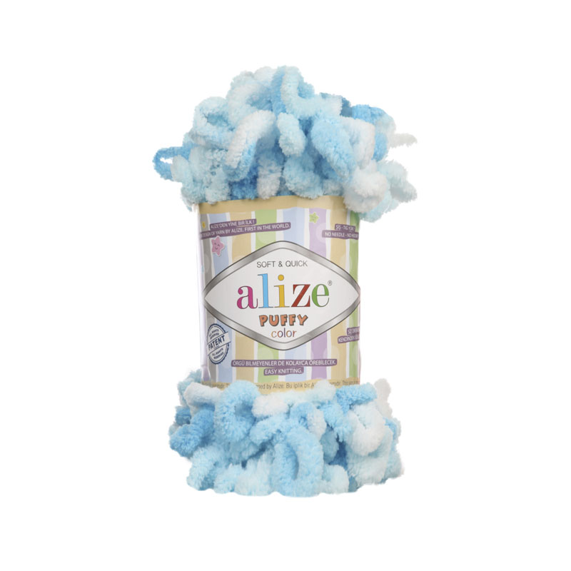 Alize Puffy Color цвет 5924
