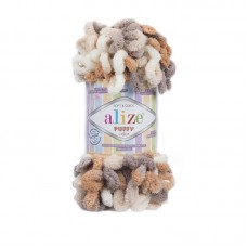 Alize Puffy Color цвет 5926