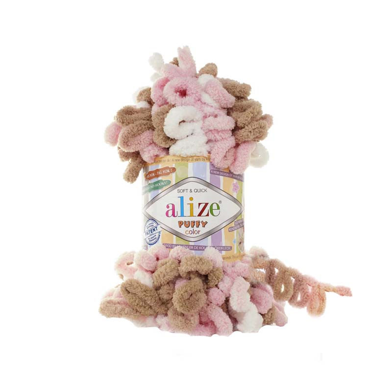 Alize Puffy Color цвет 6046