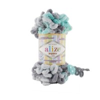 Alize Puffy Color цвет 6076