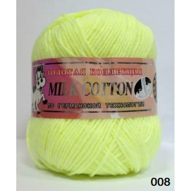 Color City Milk Cotton цвет 008