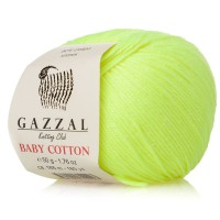 Gazzal Baby Cotton цвет 3462