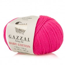 Gazzal Baby Cotton цвет 3461