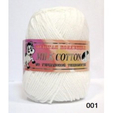Color City Milk Cotton цвет 001