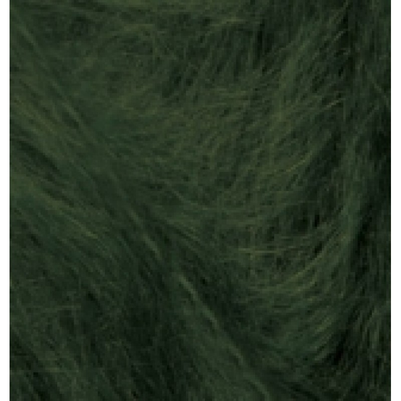 Alize Mohair Classic New цвет Хаки 29