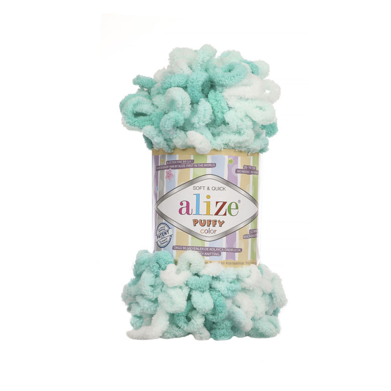 Alize Puffy Color цвет 5920