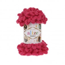 Alize Puffy цвет 149 фуксия