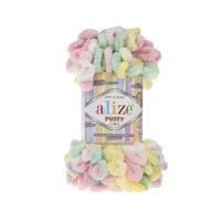 Alize Puffy Color цвет 5862