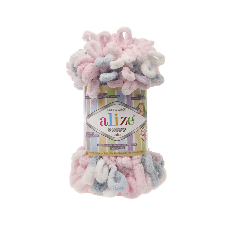 Alize Puffy Color цвет 5864