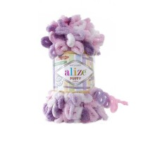 Alize Puffy Color цвет 6077
