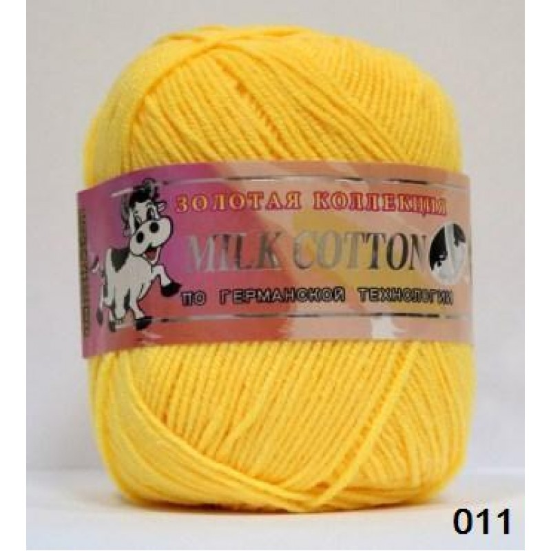 Color City Milk Cotton цвет 011