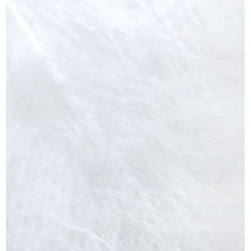 Alize Mohair Classic New цвет Белый 55