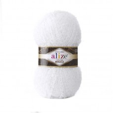Alize Natural Boucle цвет 55 Белый