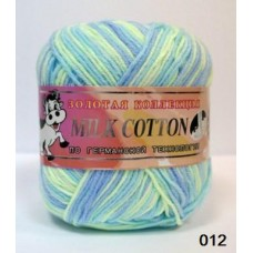 Color City Milk Cotton цвет 012