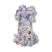 Alize Puffy Color цвет 5938